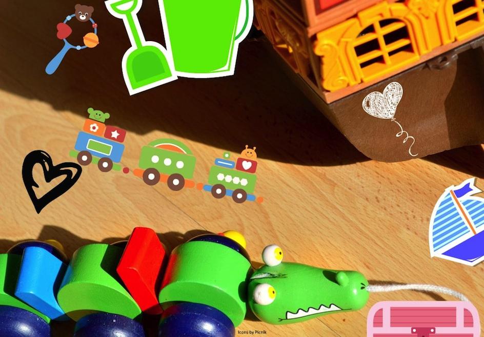 Babyspielzeug restposten von haba chicco oder brio