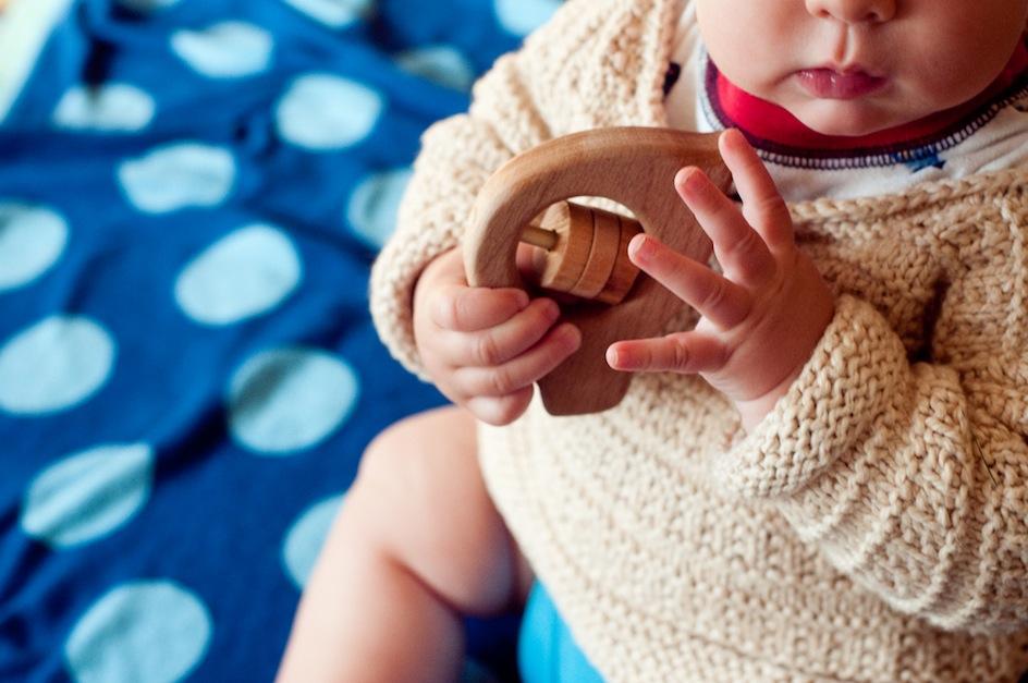 Bio-Babykleidung
