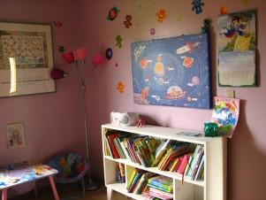 wandbilder babyzimmer selber malen. Black Bedroom Furniture Sets. Home Design Ideas