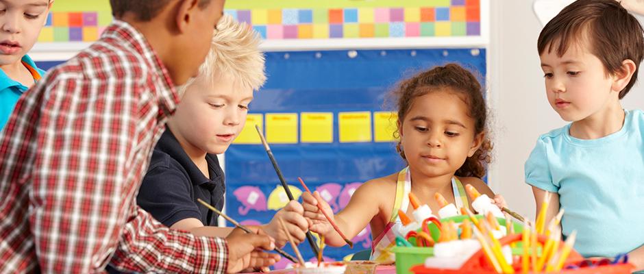 Bastel- und Malspiele für Kinder | BabyRocks.de