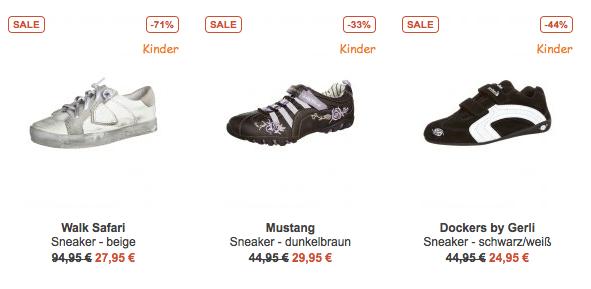 Sneaker Deal Zalando