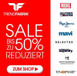 Trendfabrik Outlet / Lagerverkauf