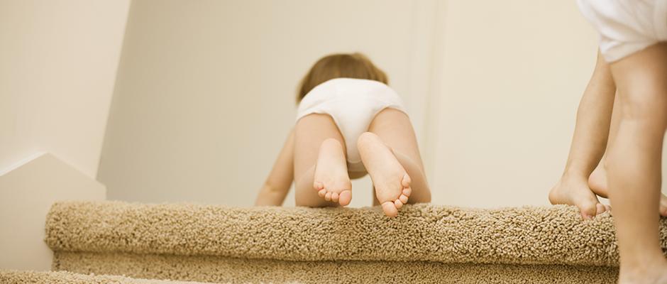 Wie Kann Ich Die Treppen Für Meine Kinder Sicher Machen? Tipps Und  Empfehlungen!