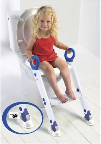 trainer f r den thron toiletten sitz von keter. Black Bedroom Furniture Sets. Home Design Ideas