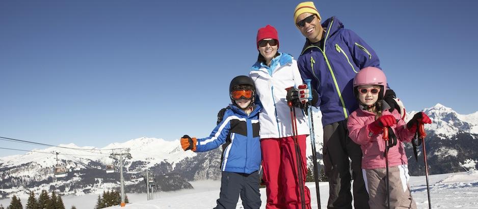 Skigebiete für den perfekten winterurlaub mit kindern