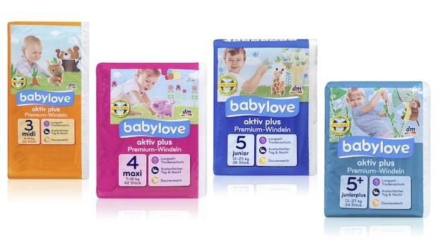 Babylove Aktiv Plus