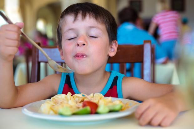 Kinderernährung