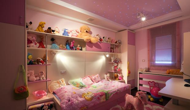 Kinderzimmerlampe & Wohnzimmerleuchte basteln | BabyRocks.de