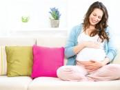 42. Schwangerschaftswoche | © panthermedia.net /subbotina