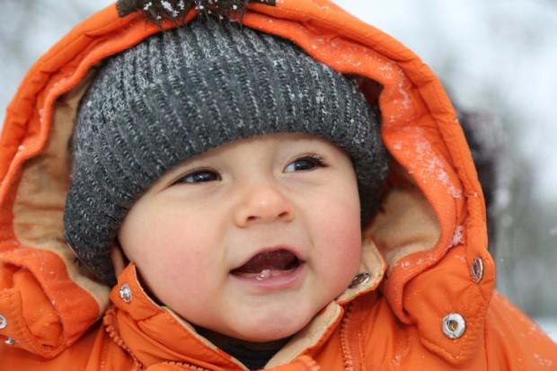 Babys im Winter anziehen | © Bildagentur PantherMedia / Markus Mainka