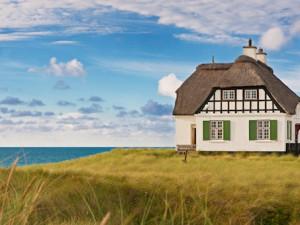 Ferienhaus in Daenemark | © panthermedia.net / Marc Hopf