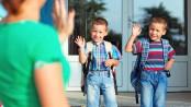 Auf dem Weg in den Kindergarten | © panthermedia.net /luminastock