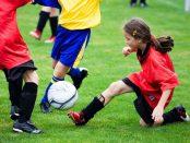 Fußball ist eines der beliebtesten Kinder-Hobbys | © panthermedia.net / peterm