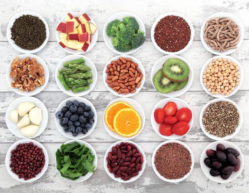 Superfoods haben eine hohe Naehrstoffdichte | © panthermedia.net / marilyna