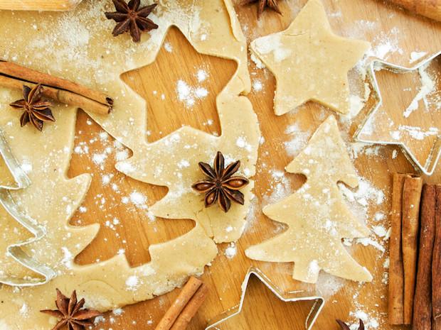 Vegane Weihnachtsplätzchen für Kinder | © panthermedia.net /AGphoto
