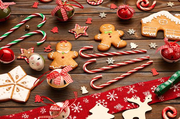 Weihnachtsplätzchen Kindergarten.Die Vegane Und Gesunde Weihnachtsbäckerei Leckere Rezepte Für
