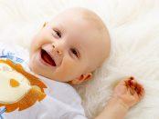 Zufriedenes Baby | © panthermedia.net / dashek