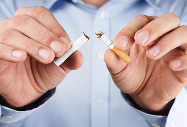 Stoppt das Rauchen |© panthermedia.net / Rangizzz