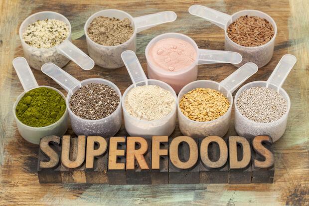 Superfoods fuer die Schwangerschaft | © panthermedia.net / PixelsAway