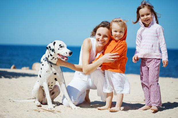 Ein Haustier für die Familie | © panthermedia.net / alenkasm
