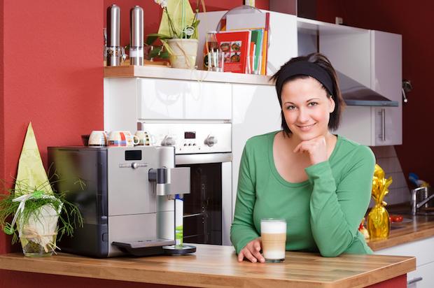 eine kaffeemaschine f r die familie kapsel pad oder. Black Bedroom Furniture Sets. Home Design Ideas
