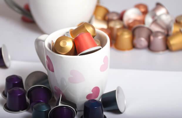 Große Auswahl von Kaffeekapseln | © panthermedia.net / dstaerk
