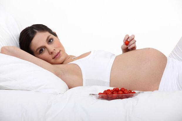 Anzeichen Schwangerschaft - Veränderter Geschmackssinn   © panthermedia.net / Phovoi R.