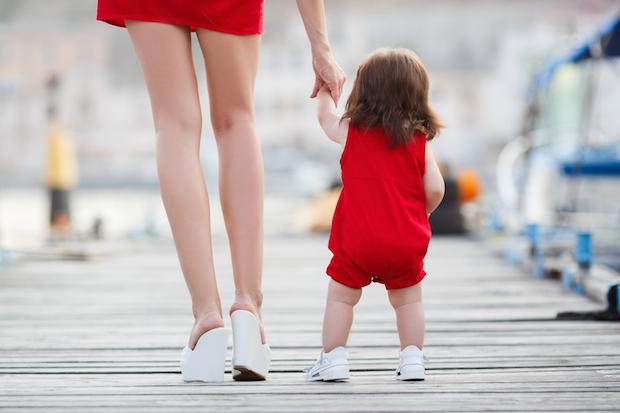 Mutter Mutterschutz   © panthermedia.net /golyak