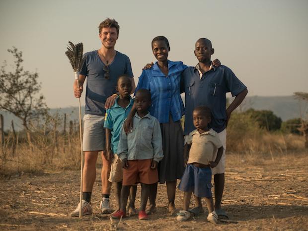 Die Geschichte einer Freundschaft Patenkind Billy - World Vision1