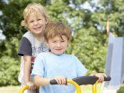 Kinder Montessori Spielzeug | © panthermedia.net /Monkeybusiness Images
