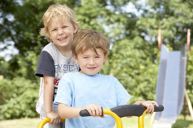 Kinder Montessori Spielzeug   © panthermedia.net /Monkeybusiness Images