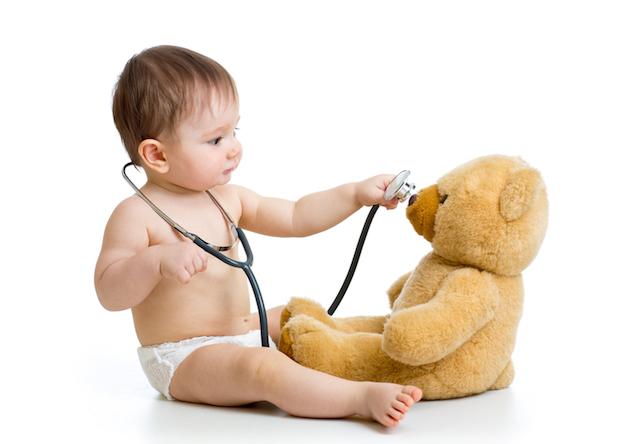 Baby Krankheit | © panthermedia.net /oksun70
