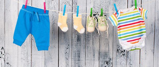 Babykleidung selber machen | © panthermedia.net /Yarkovoy