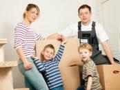 Umziehen mit Kindern | © panthermedia.net / Arne Trautmann