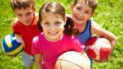 Verschiedene Kindersportarten | © panthermedia.net /pressmaster
