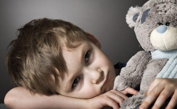 Erkranktes Kind   © panthermedia.net /_ella_