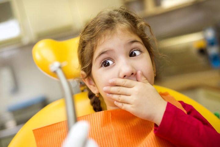 Kind hat Angst vor dem Zahnarzt | © panthermedia.net /halfpoint