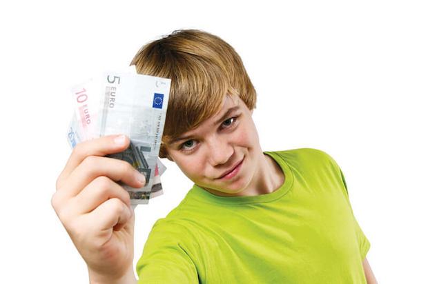 Taschengeld | © panthermedia.net /Anja Kiebler