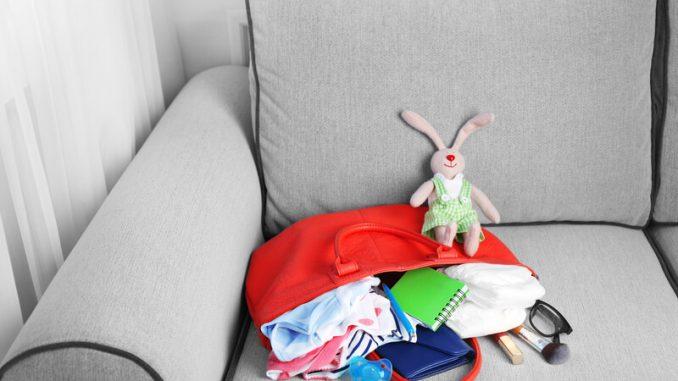 Wickeltasche   © panthermedia.net /belchonock