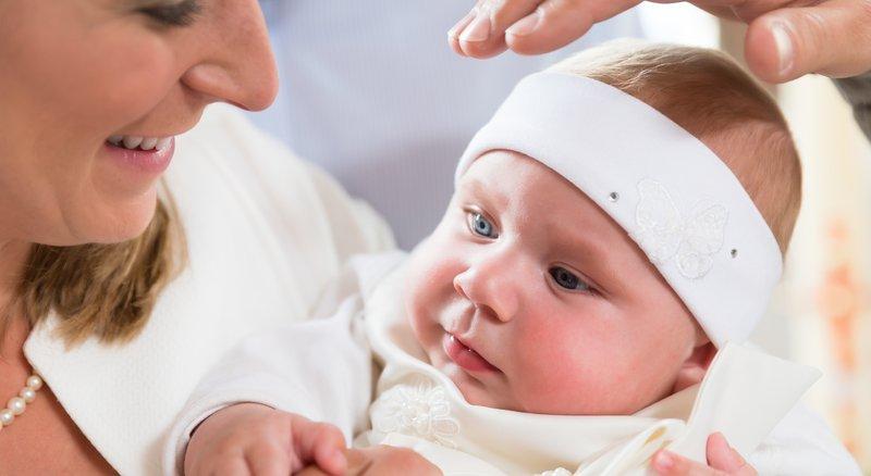Babytaufe | © panthermedia.net /Arne Trautmann